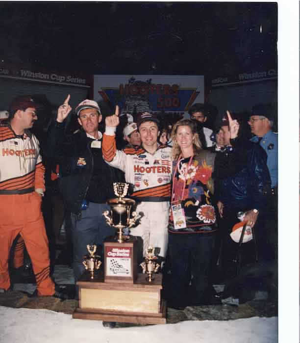 Kulwicki and TR